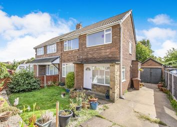 Thumbnail 3 bed semi-detached house for sale in Banks Avenue, Ackworth, Pontefract