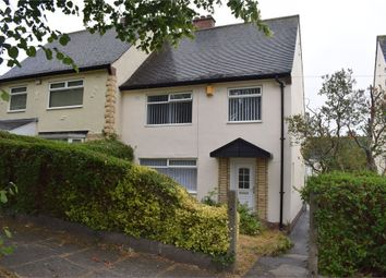 Thumbnail 3 bed semi-detached house for sale in The Willows, Throckley, Newcastle Upon Tyne, Tyne And Wear