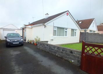 Thumbnail 3 bed detached bungalow for sale in Bunkers Hill, Milford Haven, Pembrokeshire
