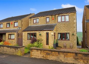 Thumbnail 4 bedroom detached house for sale in Broad Oak, Huddersfield