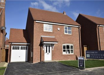 Thumbnail 3 bed detached house for sale in Plot 16, The Sudeley, Pennycress Fields, Stoke Orchard, Cheltenham, Glos