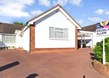 Thumbnail 2 bedroom detached bungalow for sale in Starling Close, Buckhurst Hill, Essex