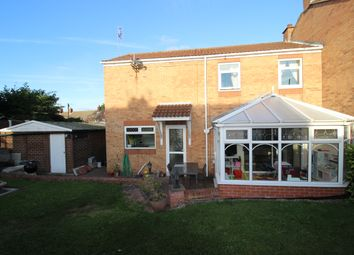 Thumbnail 3 bed semi-detached house for sale in Faraday Avenue, Tuxford, Newark