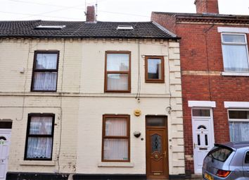 Thumbnail 4 bed terraced house for sale in John Street, Worksop