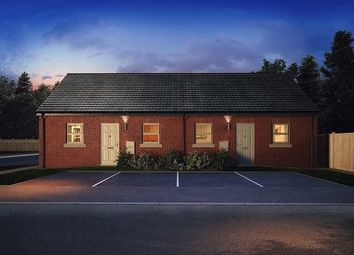 Thumbnail 2 bed bungalow for sale in Bracken Hill, Ackworth