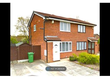 Thumbnail 2 bed semi-detached house to rent in Saundersfoot Close, Warrington
