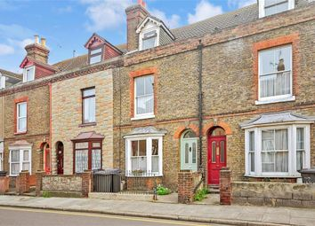 Thumbnail 4 bed terraced house for sale in Canterbury Road, Whitstable, Kent