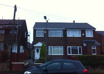 Thumbnail 2 bed semi-detached house to rent in The Crescent, Bromley Cross, Bolton