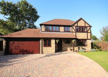 Thumbnail 4 bedroom detached house to rent in Nevelle Close, Binfield, Bracknell, Berkshire