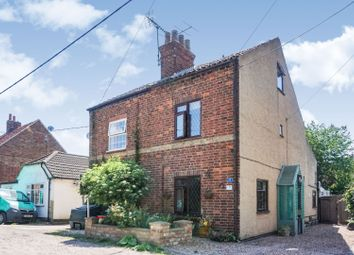 Thumbnail 2 bed semi-detached house for sale in Belvoir Avenue, Bottesford