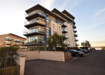 Thumbnail 2 bed flat for sale in Bessborough House, Carmichael Avenue, Greenhithe, Kent