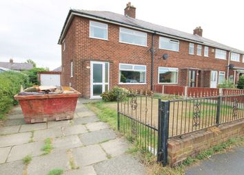 3 bed terraced house for sale in Hughes Avenue, Warrington WA2