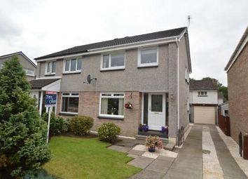 Thumbnail 3 bedroom semi-detached house for sale in Corrie Place, Lenzie, Glasgow
