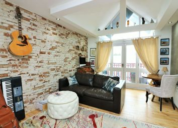 Thumbnail 1 bed flat to rent in Lancaster Drive, Poplar