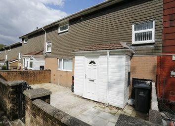 Thumbnail 3 bed terraced house for sale in Roderick Place, Ebbw Vale, Blaenau Gwent