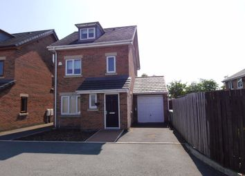 Thumbnail 4 bedroom detached house to rent in Bowling Wood, Hindley Green, Wigan