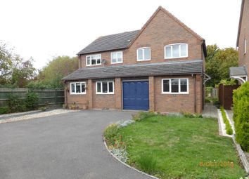 Thumbnail 3 bed semi-detached house to rent in Blackberry Grove, Bishops Cleeve, Cheltenham
