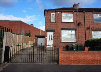 Thumbnail 3 bed end terrace house for sale in Walkley Grove, Heckmondwike