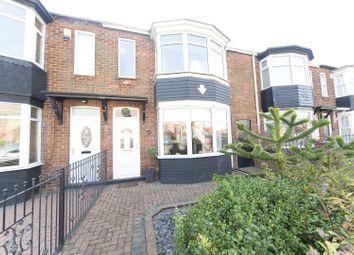 3 bed terraced house for sale in Heathfield Drive, Hartlepool TS25