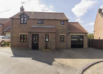 3 bed detached house for sale in Grove Farm Close, Brimington, Chesterfield S43