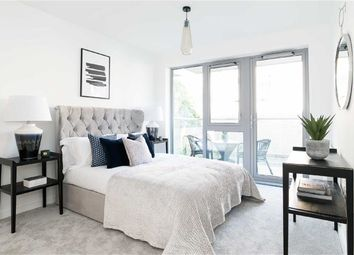 Thumbnail 2 bed flat for sale in Chatfield Road, London