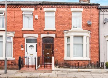 Thumbnail 3 bed terraced house for sale in Eltham Street, Fairfield, Liverpool