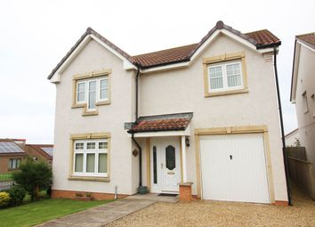 Thumbnail 4 bed detached house for sale in Hallydown Crescent, Eyemouth