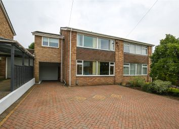 Thumbnail 4 bed semi-detached house for sale in Charlton Mead Drive, Brentry, Bristol