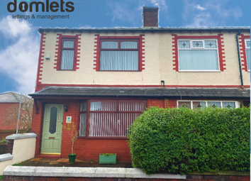 Thumbnail 2 bed end terrace house to rent in Fairfield Street, Warrington, Cheshire