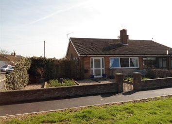 Thumbnail 3 bed semi-detached bungalow for sale in Coopers Close, Witnesham, Ipswich