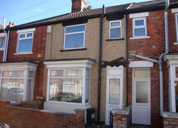 Thumbnail 2 bedroom terraced house to rent in Lawson Ave, Grimsby