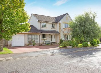 Thumbnail 4 bed detached house for sale in Robinsland Drive, West Linton