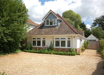 Thumbnail 4 bed detached house for sale in Poulner, Ringwood, Hampshire