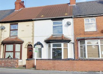 Thumbnail 2 bed terraced house to rent in Lowgates, Chesterfield, Derbyshire