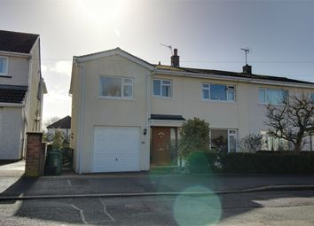 Thumbnail 5 bed semi-detached house for sale in 33 Oaktree Crescent, Cockermouth, Cumbria