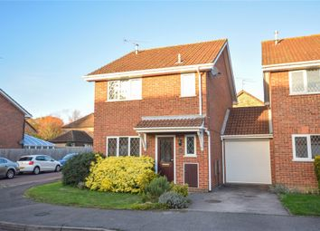 Thumbnail 3 bed link-detached house for sale in Radnor Road, Martins Heron, Bracknell, Berkshire