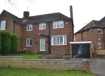 Thumbnail 3 bed semi-detached house for sale in Clumber Avenue, Clayton, Newcastle-Under-Lyme
