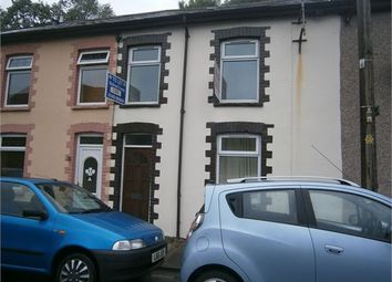 Thumbnail 3 bed terraced house to rent in Hillside Terrace, Wattstown, Rhondda Cynon Taff.