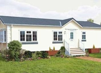 Thumbnail 2 bed mobile/park home for sale in Orchard Park, Elton, Chester