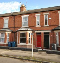 Thumbnail 2 bed terraced house to rent in Exchange Road, West Bridgford, Nottingham