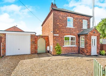Thumbnail 4 bed detached house for sale in Park Road, Spalding