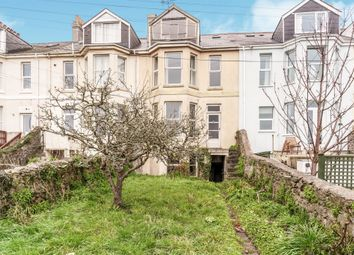 Thumbnail 6 bed terraced house for sale in Mount Gould Road, Plymouth