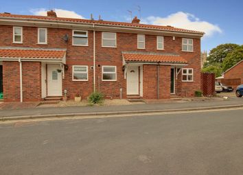 Thumbnail 2 bed terraced house to rent in Minster Avenue, Beverley