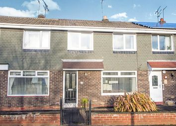 Thumbnail 3 bed terraced house for sale in Broomley Walk, Red House Farm, Gosforth