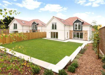 Thumbnail 5 bedroom detached house for sale in Gatelands, Rodney Road, Saltford, Bristol