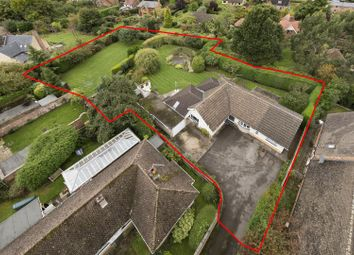 Thumbnail 4 bed detached bungalow for sale in Holly Bush Lane, Priors Marston, Southam