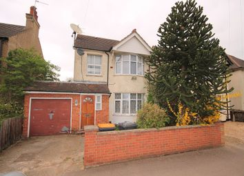 Thumbnail 3 bedroom detached house for sale in Harrowden Road, Bedford