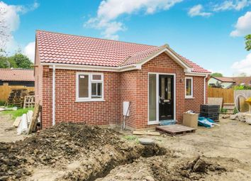Thumbnail 2 bed detached bungalow for sale in Wright Close, Great Ellingham, Attleborough