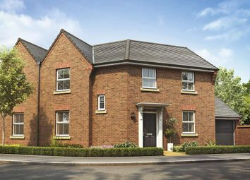 "Thumbnail 3 bed semi-detached house for sale in ""Fairway"" at Park View, Moulton, Northampton"