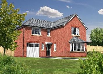 Thumbnail 4 bedroom detached house for sale in Red House Gardens, Bolton Road, Blackburn